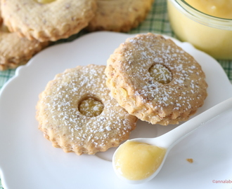 "Lemon Shortbread ""It's Tea Time"""