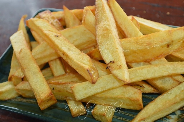 How To Make French Fries Perfectly