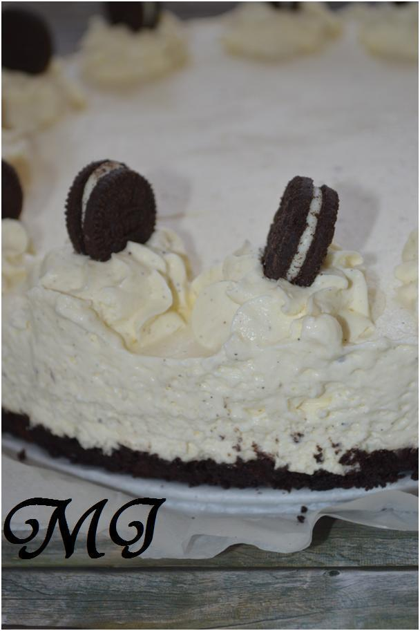 Oreo Cheesecake - no bake