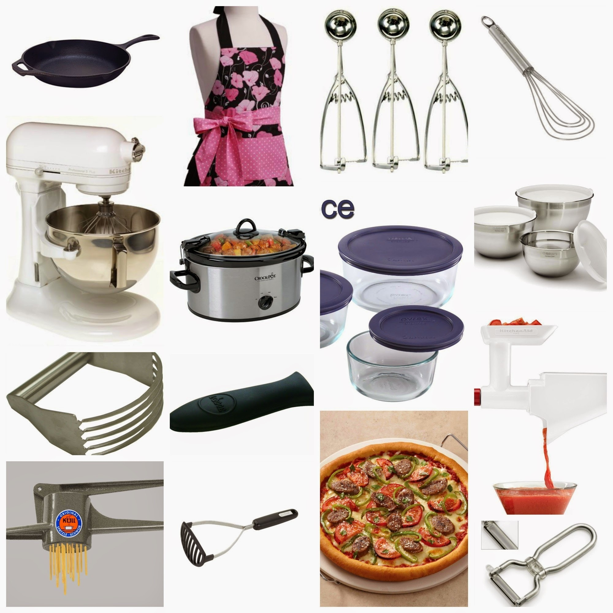 2014 Holiday Gift Guide - 15 Must-Have Items for Your Kitchen
