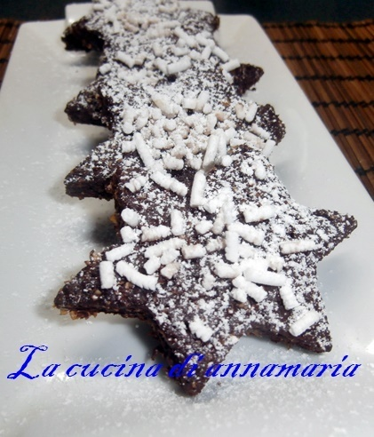 Biscotti integrali light al cioccolato