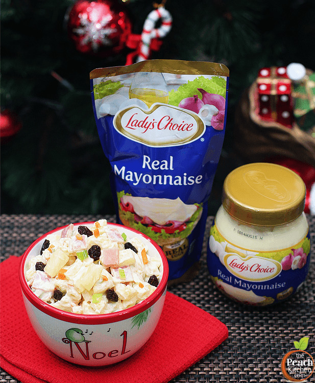 Lady's Choice Advanced Noche Buena Video and Lady's Choice Macaroni Salad