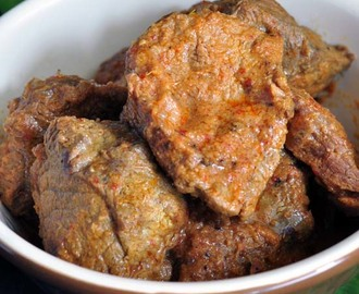 Beef Rendang (Thermomix)
