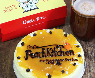 Uncle Tetsu Cheesecake at SM MOA