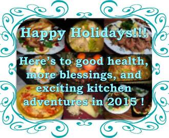 Holiday Greetings 2014