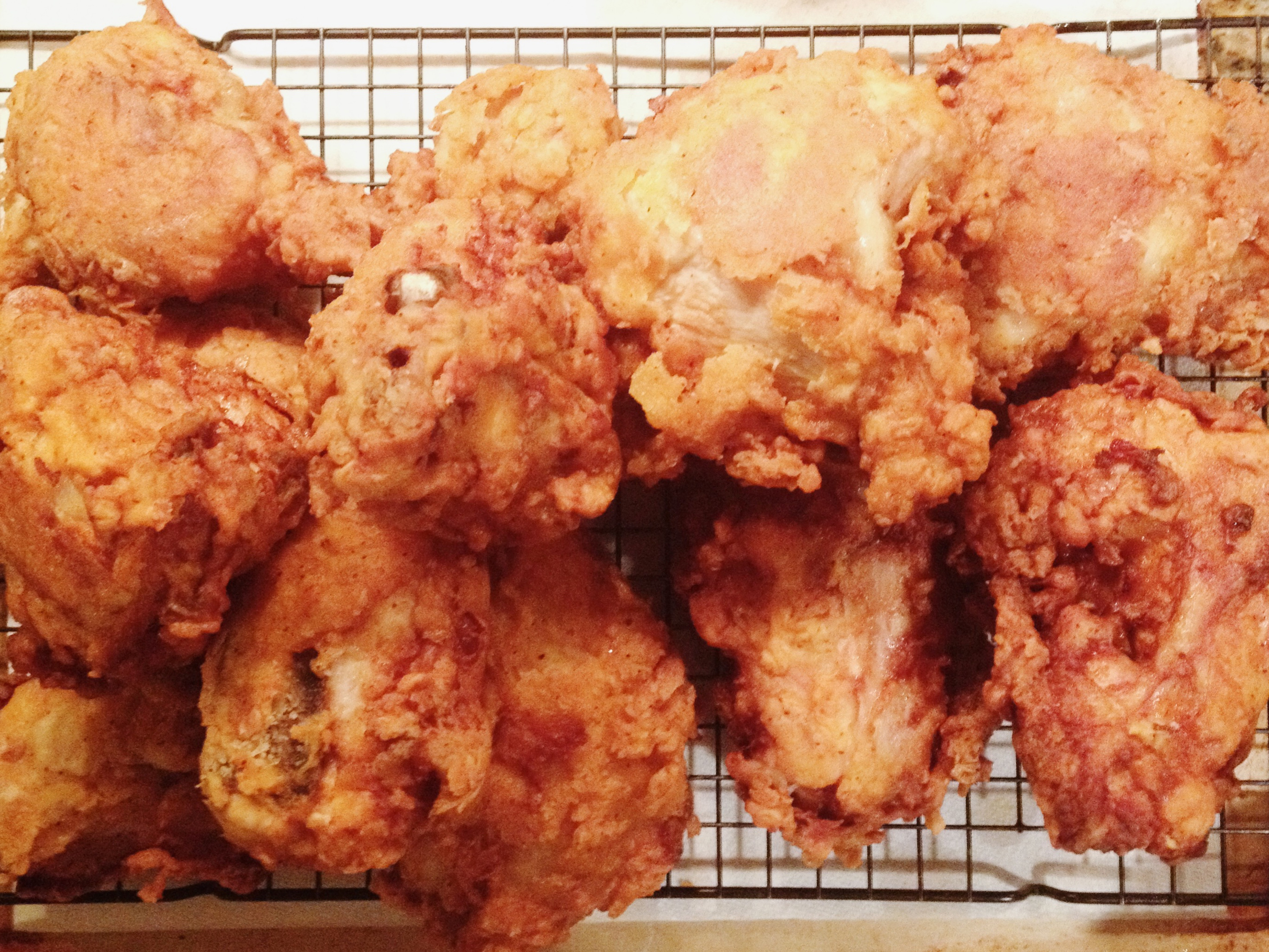 Fried Chicken, Ya'll