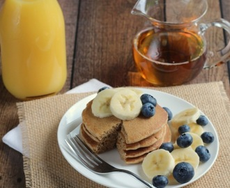 The Secrets to Perfect Whole Wheat Pancakes