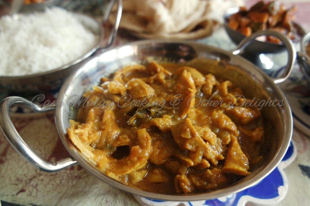 Tripe Curry