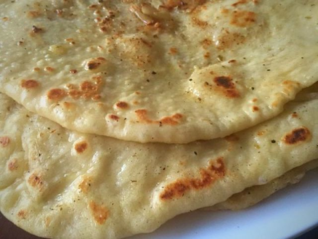 Garlic rog ne naan | my version