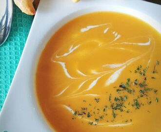 Delightful Butternut Soup