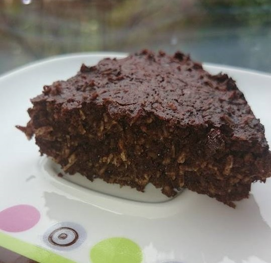 Healthy-Coconut-Brownies