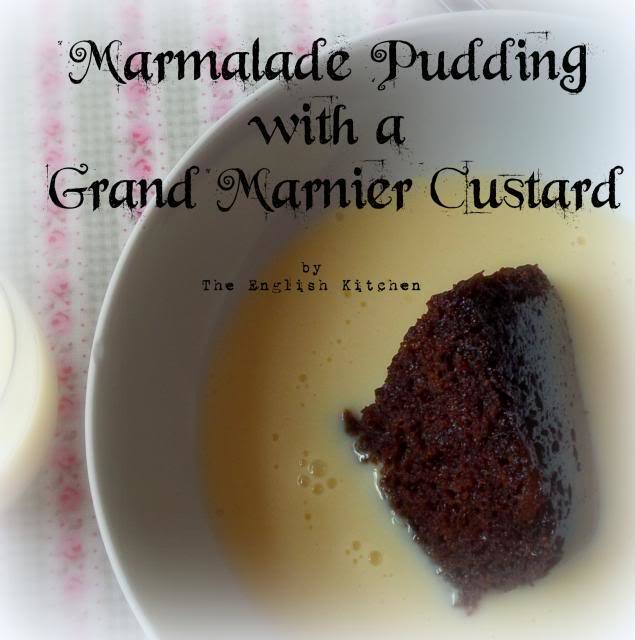 Marmalade Pudding and the December  DegustaBox