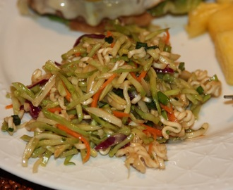 Asian Broccoli Slaw