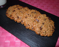 GALLETAS DE AVENA Y PEPITAS DE CHOCOLATE