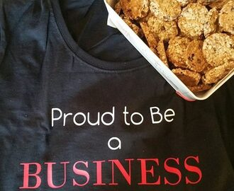 Proud to be a Business Romantic and a Cookie Monster sharing my recipes w/ you!