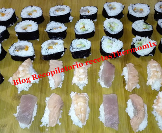 Sushi en thermomix