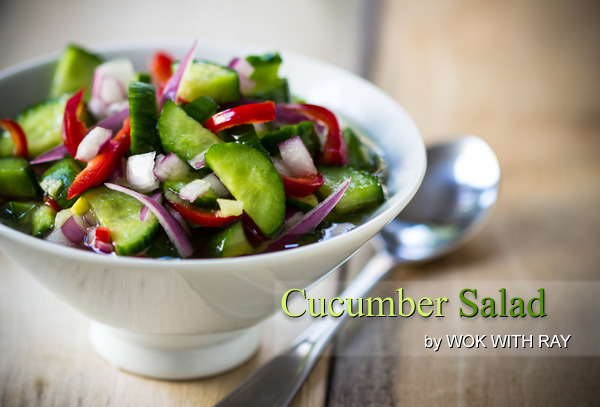 Filipino Cucumber Salad