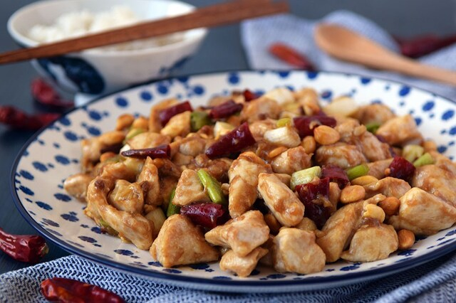 Pollo Kung Pao {China}