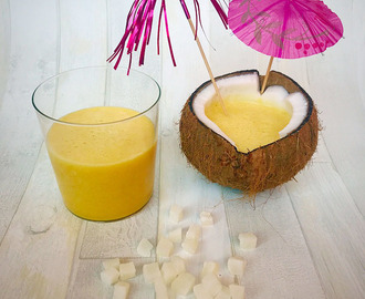 3 Smoothie all'ananas