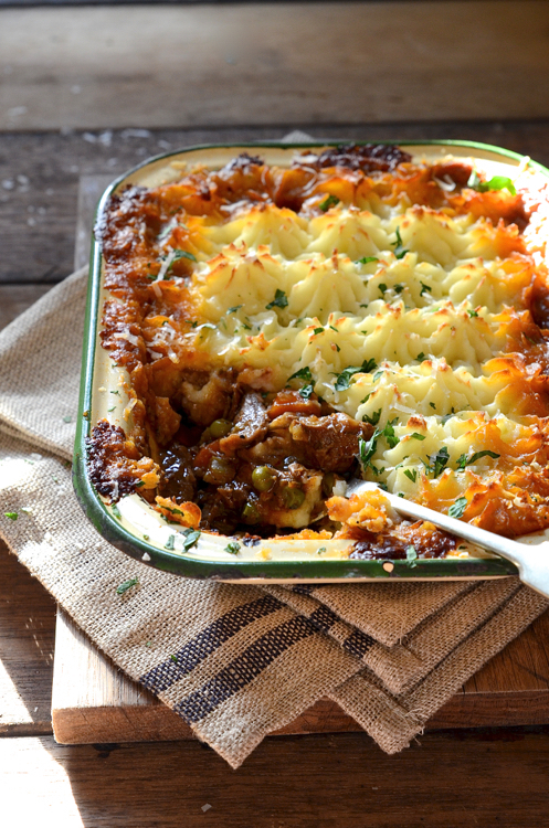 dianne wrote a new post, Bibby's Shepherd's pie, on the site bibbyskitchenat36.com