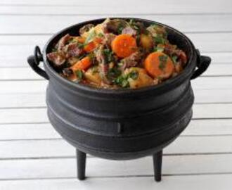 Beef and Venison Potjie