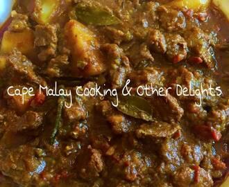 Gheema / Beef Curry