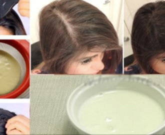 Thin and Bald Hair Magic!!! Grow Your Hair Fast With Only 3 Ingredients. VIDEO