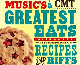 Country Music's Greatest Eats Cookbook Giveaway {Recipe: Sara Evans Missouri Dirt Cake}
