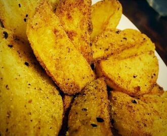semolina wedges | my recipe