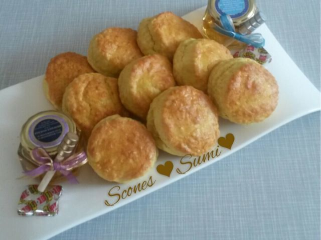 Tea Time Scones