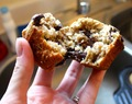 Banana Chocolate Chip Oat Muffins