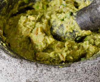 Cool Tools:  Molcajete | The Only Guacamole Recipe You'll Ever Need