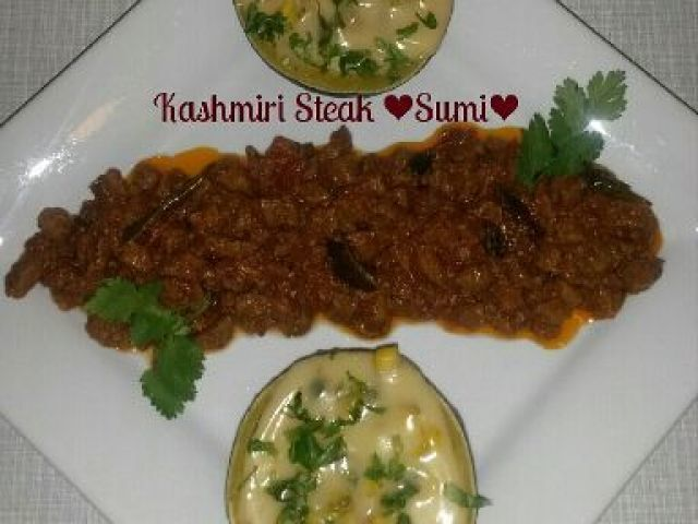 Kashmiri Steak
