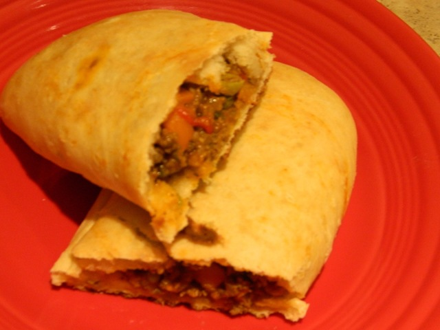 Empanada - Like Pizza Pockets: Cook Once Eat Thrice Meal 2