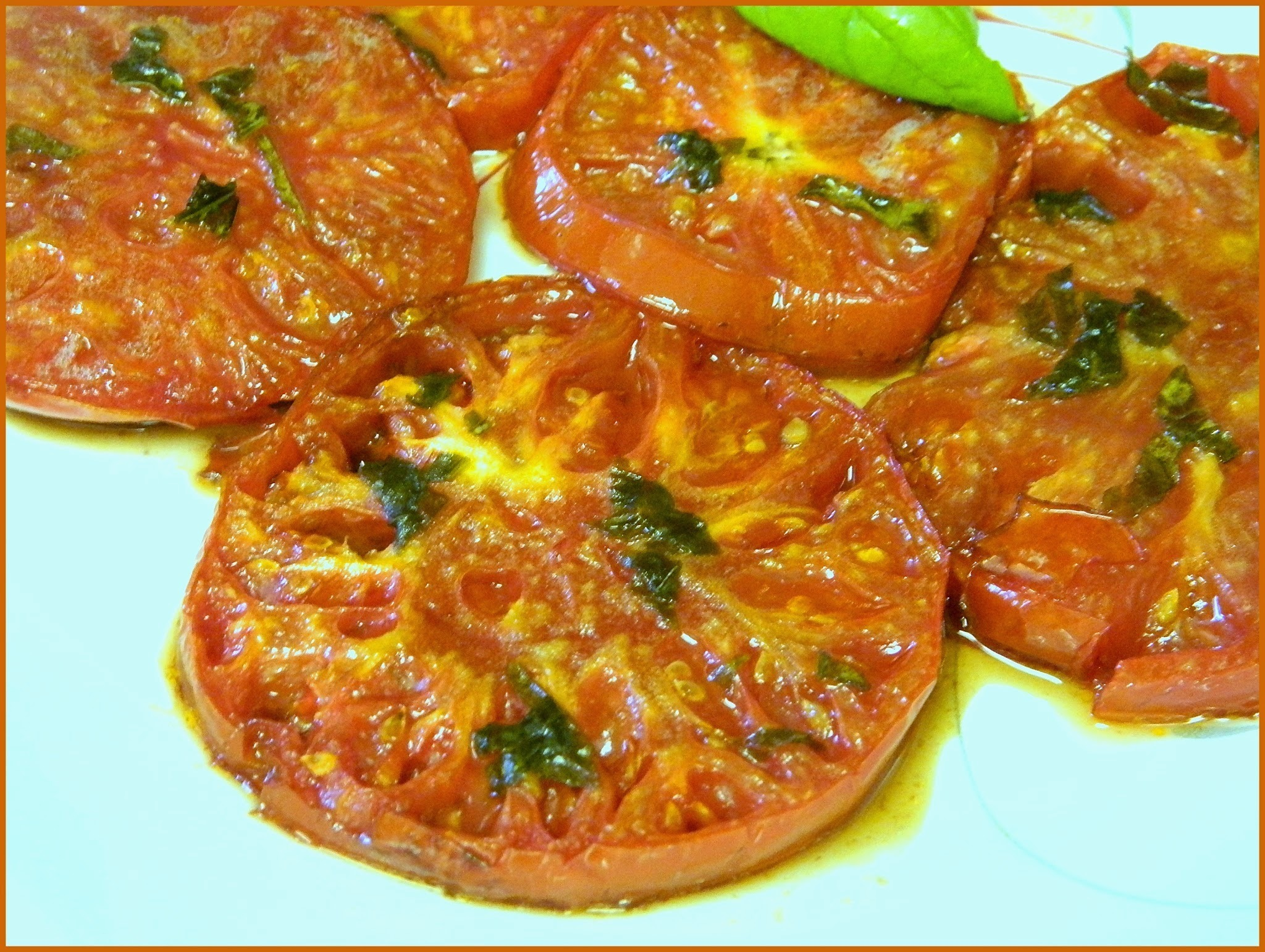 Roasted Tomatoes - Ina Fridays