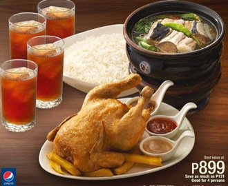Max's Launches New Fried Chicken Meal Bundle for only PhP 899