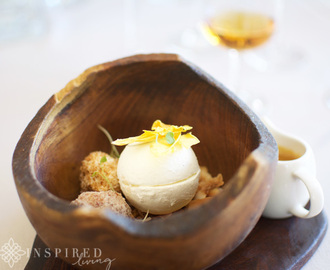Sensational Myoga Lunch Tasting Menu