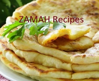 Sweet Coconut Puran Poli Recipe
