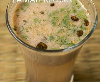 Sol Kadhi Sarbat Recipe – Tasty Coconut Juice