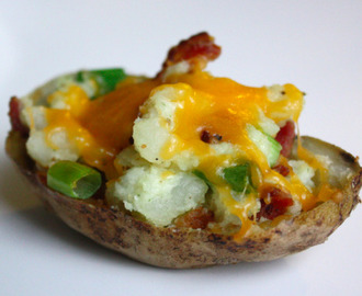 Twice Baked Potato Bites