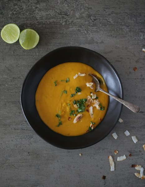 bitsofcarey wrote a new post, Thai Pumpkin Soup, on the site Bits of Carey