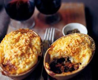21STE CENTURY COTTAGE PIE
