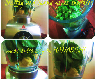 Product Review and Simple Green Smoothie