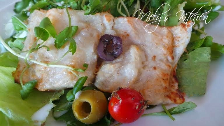 Roasted Cream Dory