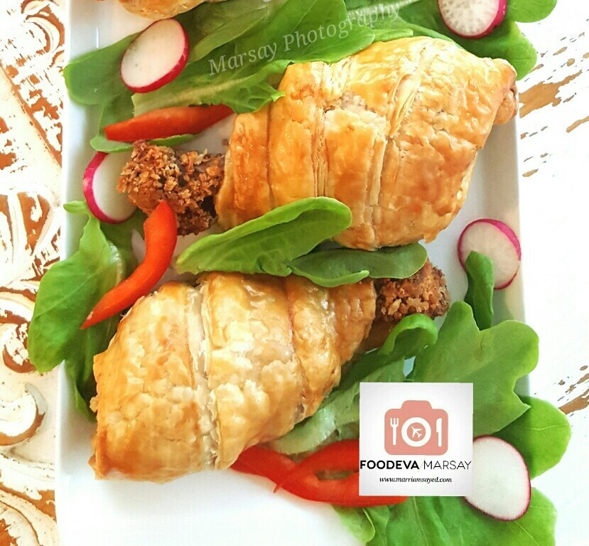 Savoury Pastry Twists