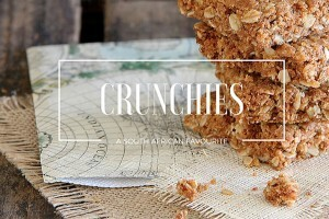 Crunchies – A South African Favourite