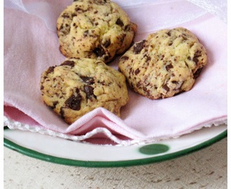 Najbolji keksi s komadićima čokolade/ The Best Chocolate Chip Cookies