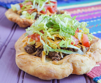 National Museum of the American Indian and Fry Bread Tacos