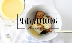 Malva Pudding –  South African Dessert