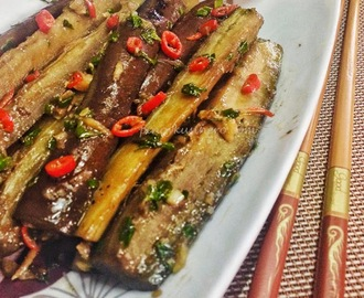 Stir-fried Eggplant with Mixed Spices
